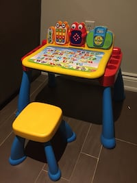 Vtech Touch & Learn Deluxe Activity Desk Vaughan, L6A 3V3
