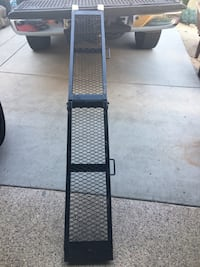 Steel loading ramp Vista, 92083