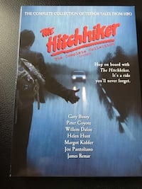 Hitchhiker complete TV series