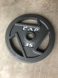 35 lbs CAP barbell olympic (New)