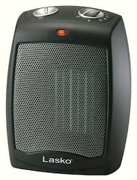 Lasko CD09250 Ceramic Portable Space Heater with Adjustable Thermostat London, N6B 3L6
