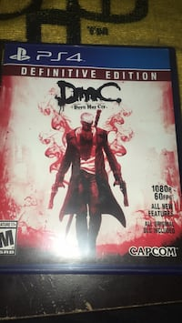 Ps4 Devil May Cry (DMC) Caldwell, 83605
