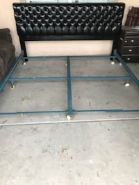 califor king bed frame