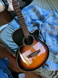 Takamine acoustic guitar Pointe-Claire, H9R 5T3