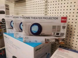 RCA HOME THEATER PROJECTOR