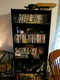 DVD's and bue ray. Over 300+ movies.  Statesboro