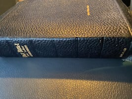 1942 holy Bible