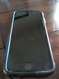 black iPhone 6 with black case Covina, 91722