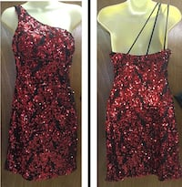 New With Tags Size 6 Short Formal $75