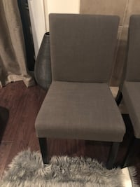 Brand new crate and barrel chairs Detroit, 48207