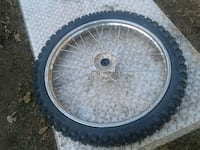 Dirt bike tire and rim for Baja 125-250 Dundalk, 21222