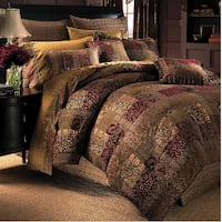 California King Croscill Galleria Collection Bedding Set