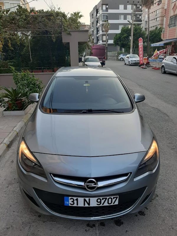 2014 Opel Astra HB 1.6 115 PS EDITION 0