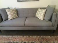 New sofa and chair from macys null
