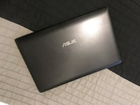 Black and gray asus laptop Ajax, L1S