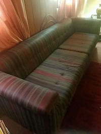 Striped sofa District Heights, 20747
