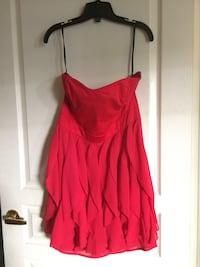 Strapless French Connection dress Toronto, M8V 4A4