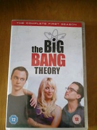 The Big bang theory - complete 1st season Cerreto Castello, 13852