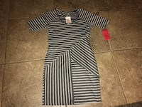Grey Stripped Dress Albuquerque, 87121