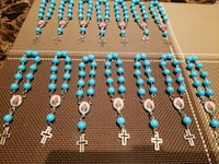 Mini rosaries for baptism, Communion or Confirmati Brampton, L6S 1H9