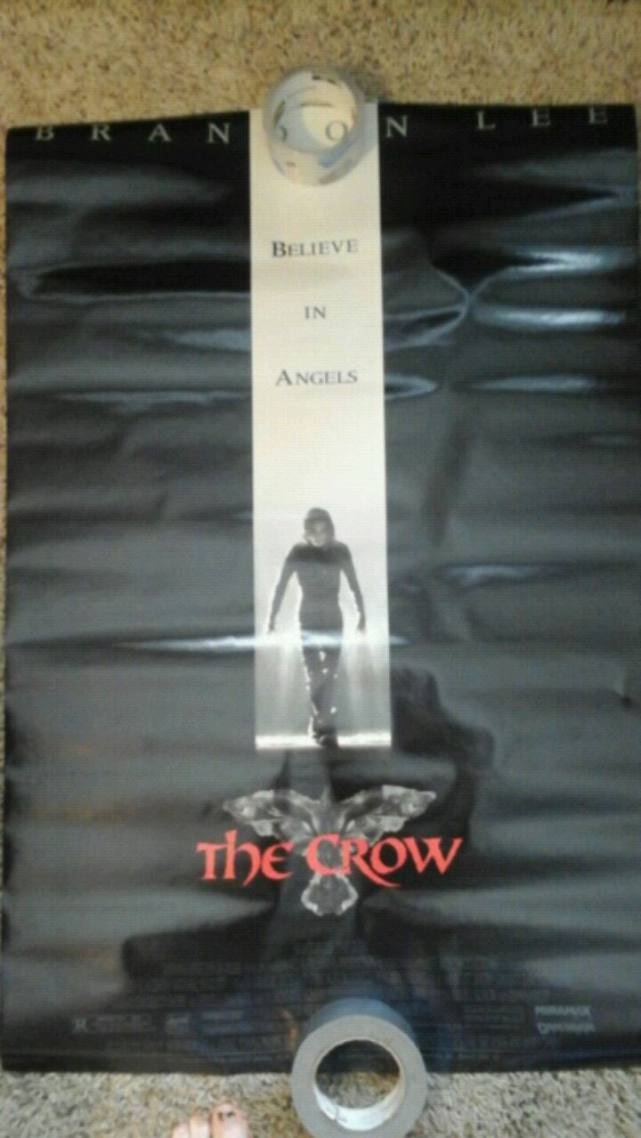 Photo The crow poster