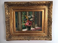 Exquisite Expensive Oil Painting purchased from a millionaire estate sale Accokeek, 20607