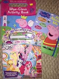 Children's Activity books - $5 each or 3/$10 Calgary, T3J