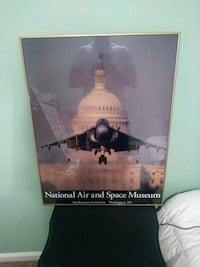 Military! US fighter jet! National Air Museum! Aston, 19014