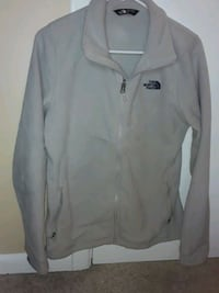 white The North Face jacket Lansdale, 19446