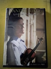Andre Rieu Live in Italy Performance on DVD!