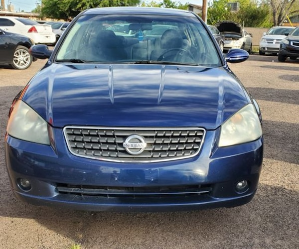 2006 Nissan Altima For Sale >> Used 2006 Nissan Altima For Sale