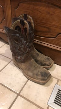 Steel toes size 9D Odessa, 79762