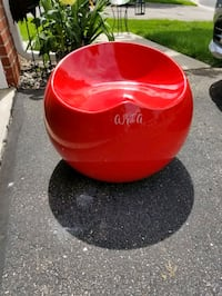 Child's Red Ball Seat/ for youth Shakopee, 55379