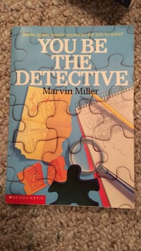 You Be The Detective by Marvin Miller book London, N6H 5G2