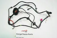 05 AUDI A4 2.0T WINDSHIELD WIPER MOTOR WIRE WIRING Irving