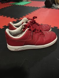 Red Nike Air Force 1s Toronto, M1L 2Z4
