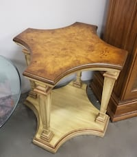 French Provincial / Hollywood Regency Accent Table Stand 287 mi