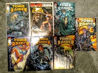 Tomb Raider Comics Coventry, 02827