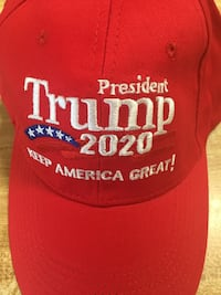 New Red Trump Hats Jacksonville, 72076
