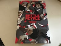 BATTLE ROYALE - Action Book Toronto