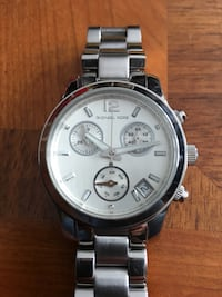 Michael Kors authentic women's stainless steel watch Kitchener, N2M 4W8