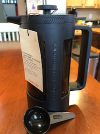 8-cup Starbucks French Press. BPA Free Chantilly, 20152