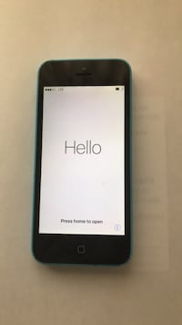 iPhone 5c 8 GB good for Wi-Fi only Liverpool, 13090