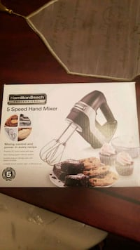 HAND BLENDER 5 SPEED Brampton, L6P 2E1
