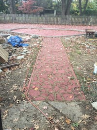 Landscape and patio design and build