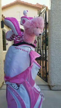 pink and white dressed doll Las Vegas, 89178