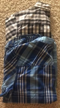 Boys xl and xxl  button up shirts  Atwater, 95301