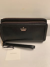 TODAY ONLY-$70 BNWTS KATE SPADE ANITA DOUBLE ZIP WALLET Mississauga, L5M 5G5