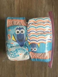 Huggies Little Swimmers Size 4 Swim Diapers