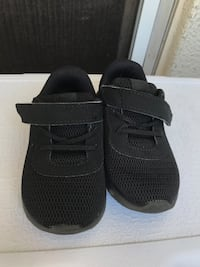 Size 7c toddler Nike sneakers  Dania Beach, 33004